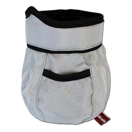 Alcott torbica za priboljške, siva