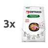 Ontario Cat Sensitive/Derma - raca in ovca 3 x 2 kg