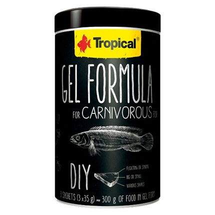 Tropical Gel Formula Carnivore - 1000 ml