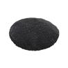 Nobby okrogla blazina Moppy, siva 130 cm