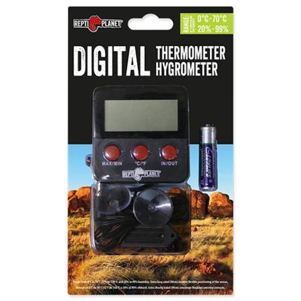 Repti Planet digitalni termometer/higrometer, zunanji