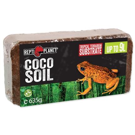Repti Planet kokosova vlakna v kocki - 635 g