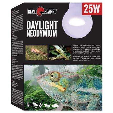 Repti Planet grelna žarnica Daylight Neodymium - 25 W