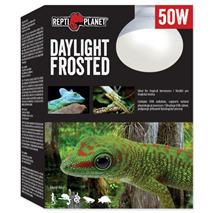 Repti Planet grelna žarnica Daylight Frosted - 50 W