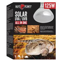 Repti Planet grelna žarnica Solar UVA/UVB - 125 W