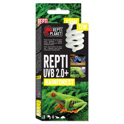 Repti Planet žarnica Repti Compact UVB, 2.0 - 13 W