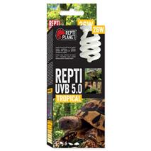 Repti Planet žarnica Repti Compact UVB, 5.0 - 26 W