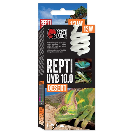 Repti Planet žarnica Repti Compact UVB,10.0 - 13 W