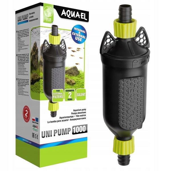 Aquael pretočna črpalka Unipump 1000
