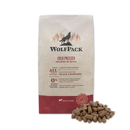 4Pet / WolfPack hladno stiskana hrana - Black Angus govedina