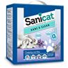 Sanicat posip Sani & Clean O2 z vonjem sivke 10 l