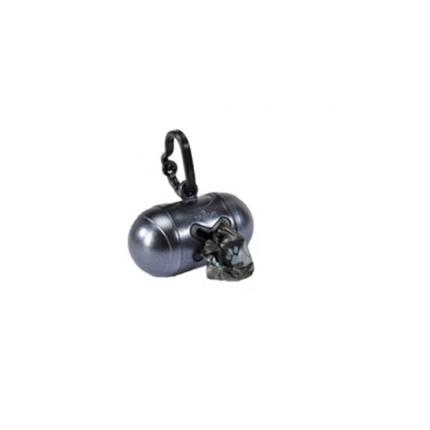 Camon nosilec za drečke (vrečke za iztrebke) CityGO, črn - 20 vrečk