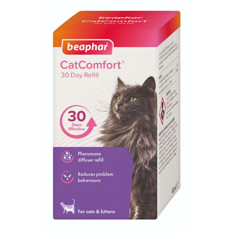 Beaphar CatComfort električni razpršilec in polnilo proti stresu - 48 ml