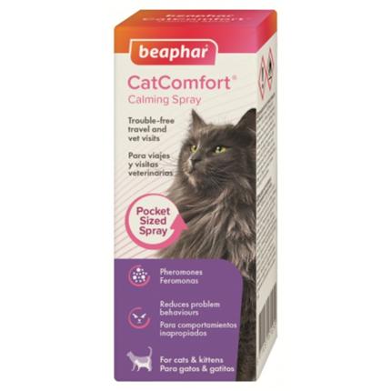 Beaphar CatComfort pršilo prosi stresu - 30 ml