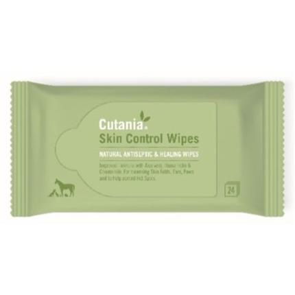 Cutania Skin Control Wipes čistilni robčki - 24 robčkov
