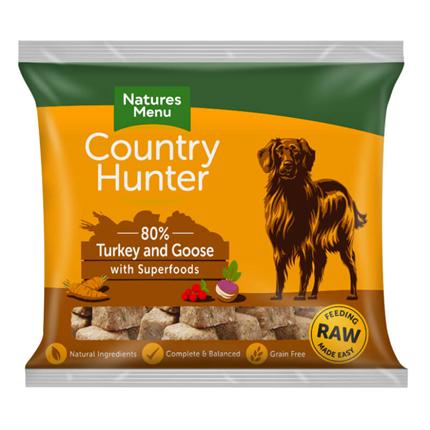Natures Menu Country Hunter Nugget - puran in gos - 1 kg