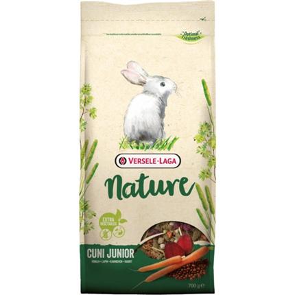 Versele Laga Nature Cuni Junior hrana za mlade kunce - 700 g