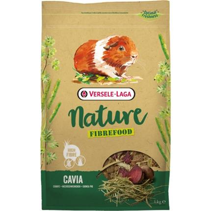 Versele Laga Nature Fibrefood Cavia hrana za morske prašičke - 1 kg