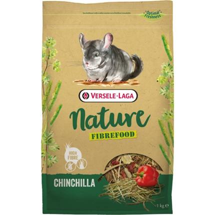 Versele Laga Nature Fibrefood Chinchilla hrana za činčile - 1 kg