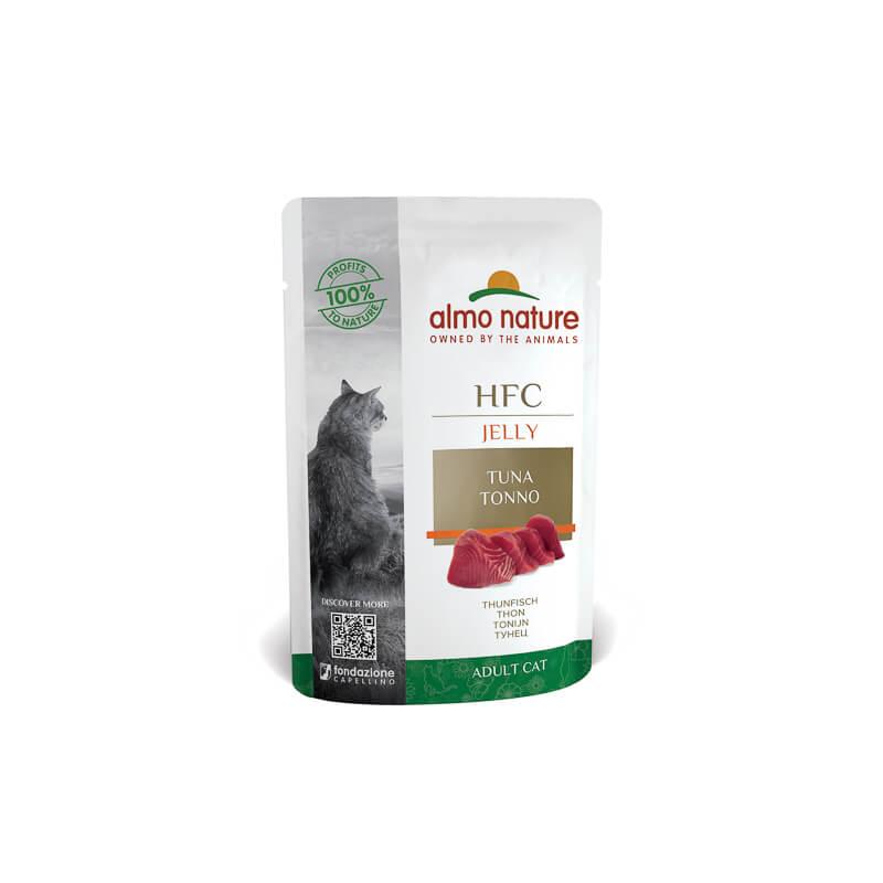 Almo Nature HFC Jelly - tuna 55 g