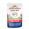 Almo Nature HFC Raw Pack - file Skip Jack tuna 55 g