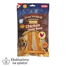 Starsnack Barbecue Chicken Cover Bone, 15 cm - 136 g (2 kos)