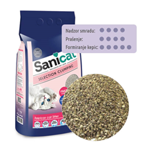 Sanicat posip Selection American