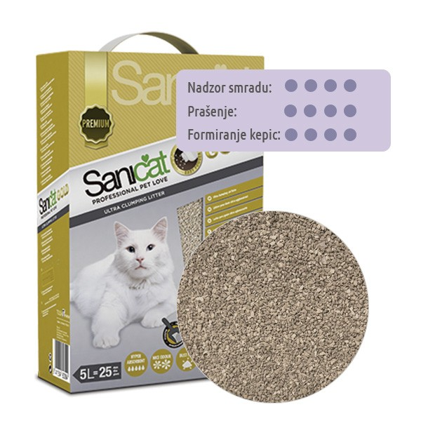 Sanicat posip Gold