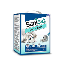 Sanicat posip Sani & Clean Baby Powder