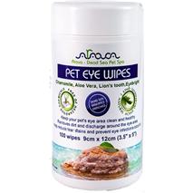 Arava Eye Wipes čistilni robčki za nego oči - 9 x 12 cm