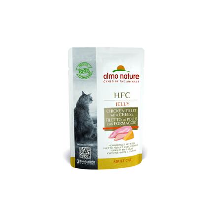 Almo Nature HFC Cuisine - piščančji file in sir
