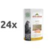 Almo Nature HFC Jelly - piščančji file in sir 24 x 55 g