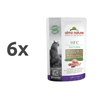 Almo Nature HFC Raw Pack - piščančja prsa in file race 6 x 55 g
