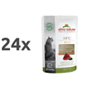 Almo Nature HFC Cuisine - file tune in alge 24 x 55 g