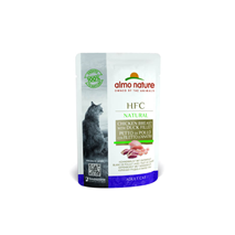 Almo Nature HFC Raw Pack - piščančja prsa in file race