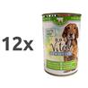 Dog Vital Sensitive - govedina in grah 12 x 400 g