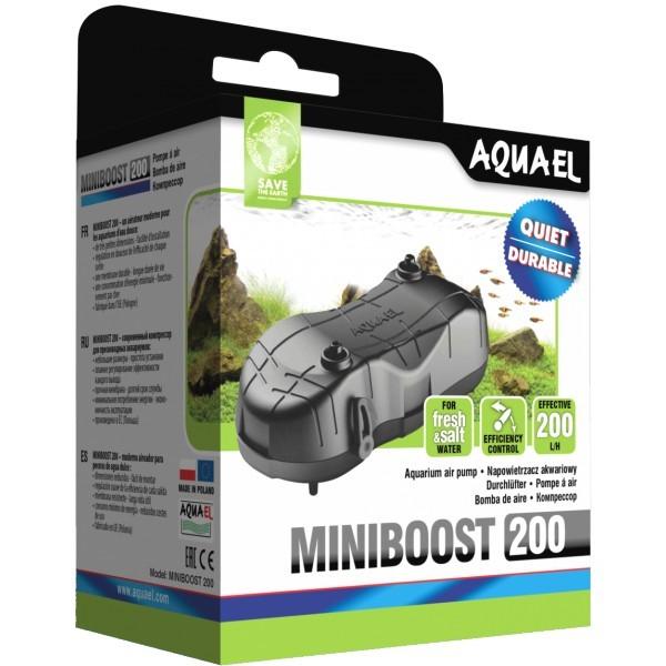 Aquael zračna črpalka Miniboost 200