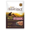 True Instinct High Meat Adult - losos in zelenjava - 70 g 70 g