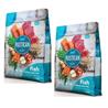 Rustican Gluten Free - riba in riž 2 x 12 kg