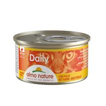 Almo Nature Daily Mousse konzerva - piščanec - 85 g