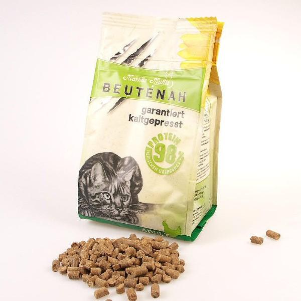 Beutenah hladno stiskana hrana za mačke - piščanec