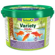 Tetra Pond Variety Sticks - 10 l