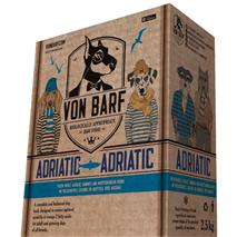 Von Barf Adriatic - govedina in jadranska sardela