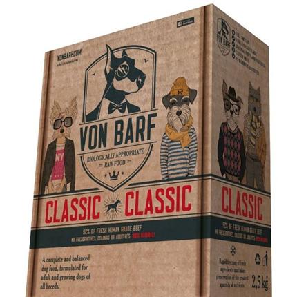 Von Barf Classic - govedina