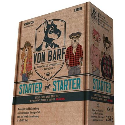 Von Barf Starter - govedina