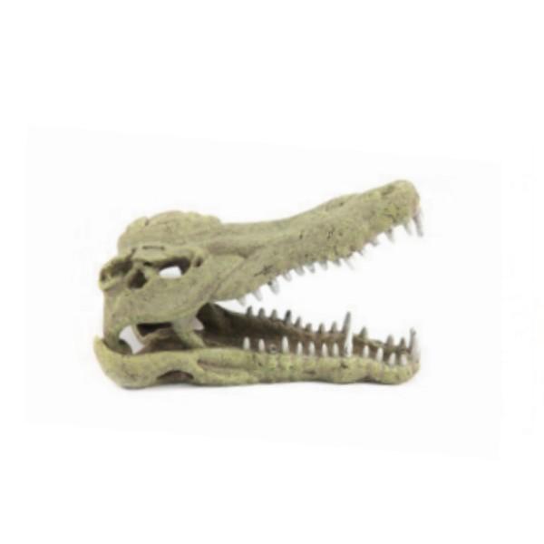 Aquatlantis terarijski dekor Crocodile Head - 32,5 cm