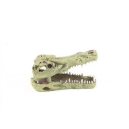 Aquatlantis terarijski dekor Crocodile Head - 13,5 cm