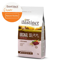 True Instinct Original Adult Mini - jagnjetina in oves