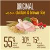 True Instinct Original Adult Medium/Maxi - piščanec in rjavi riž