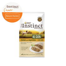 True Instinct No Grain Adult Mini - piščanec in zelenjava - 150 g